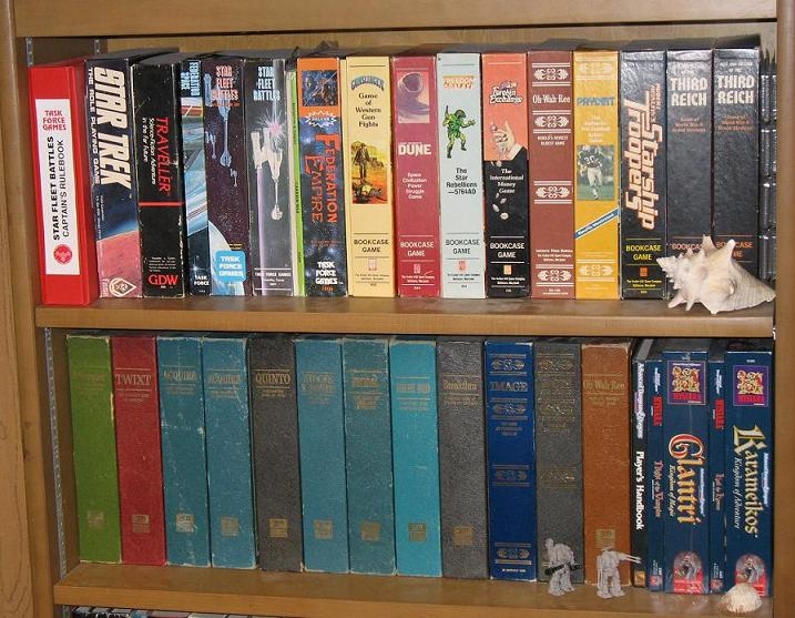 Inntrepid S Rambling S Board Games Collection
